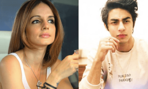 'Witch Hunt': Sussanne Khan dismisses Shobhaa De's comments, lends support to SRK & wife Gauri calling Aryan 'a good kid'