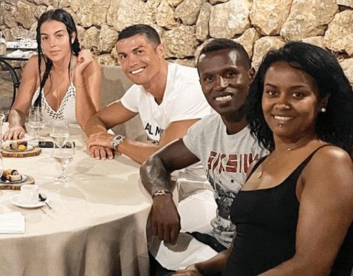 'WE'LL NEVER FORGET YOU': Cristiano Ronaldo Condoles Friend Jose Semedo after sudden death of his wife