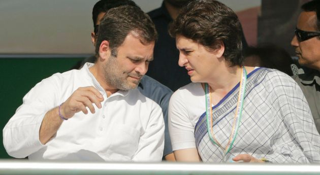 After array of protests, Priyanka, Rahul, Channi, other Congress leaders allowed to visit Lakhimpur