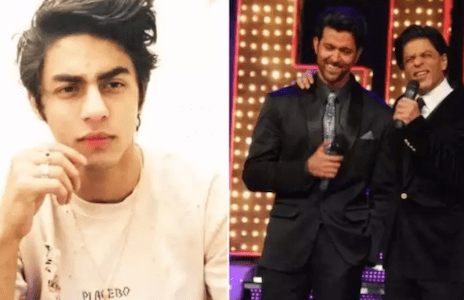 Hrithik Roshan pens an open letter supporting Aryan Khan-'God gives toughest ones the toughest balls to play'
