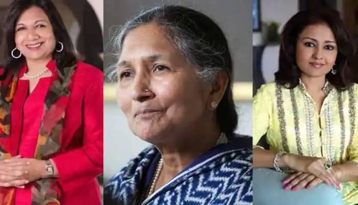 Forbes 100 richest Indians list features 6 women entrepreneurs