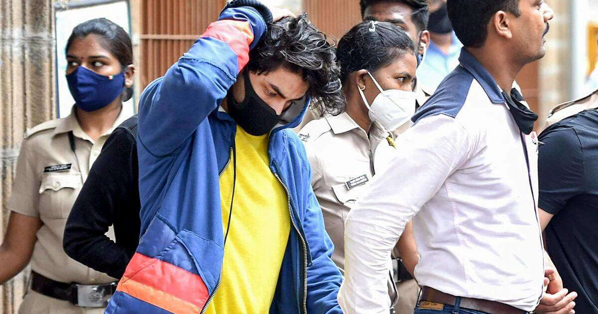 Aryan Khan's Bail Plea rejected, SRK's son, 7 others sent to judicial custody for 2 weeks