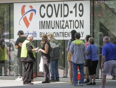 Canada's Covid-19 cases surpass 1.65 mn