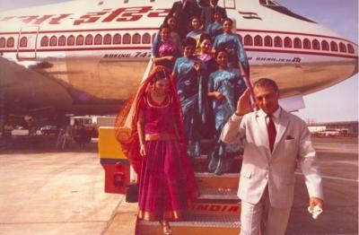 'Welcome back, Air India', says Ratan Tata