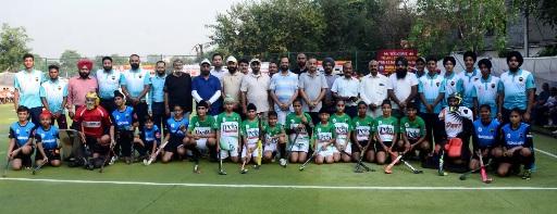 Gakhal Group Surjit Hockey League-2021 commences