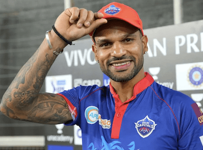 RCB vs DC, IPL 2021: Shikhar Dhawan Reaches Third Position In Orange Cap Race