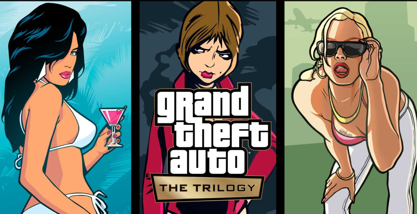 Rockstar announces GTA Trilogy – The Definitive Edition with 'modern gameplay enhancements'