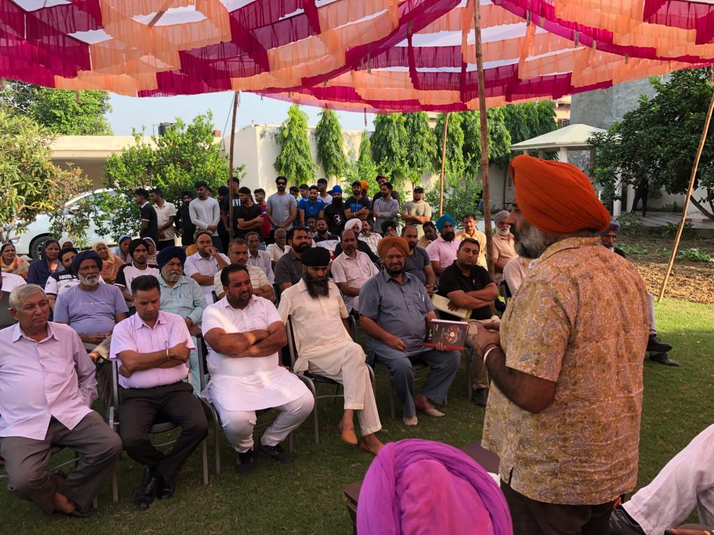 Ongoing development works to be accomplished in mid-November: Pargat Singh
