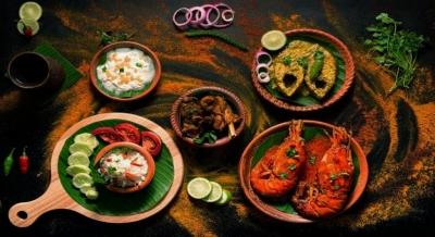 This Durga Pujo feast on Bengali delicacies