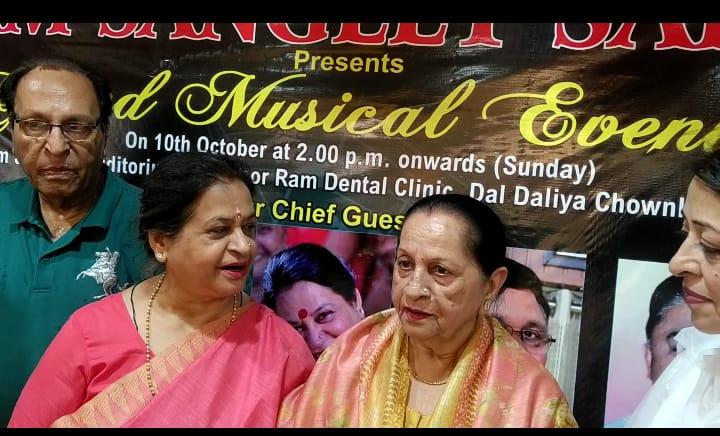 Music God's invaluable gift to universe: Surinder Kapila