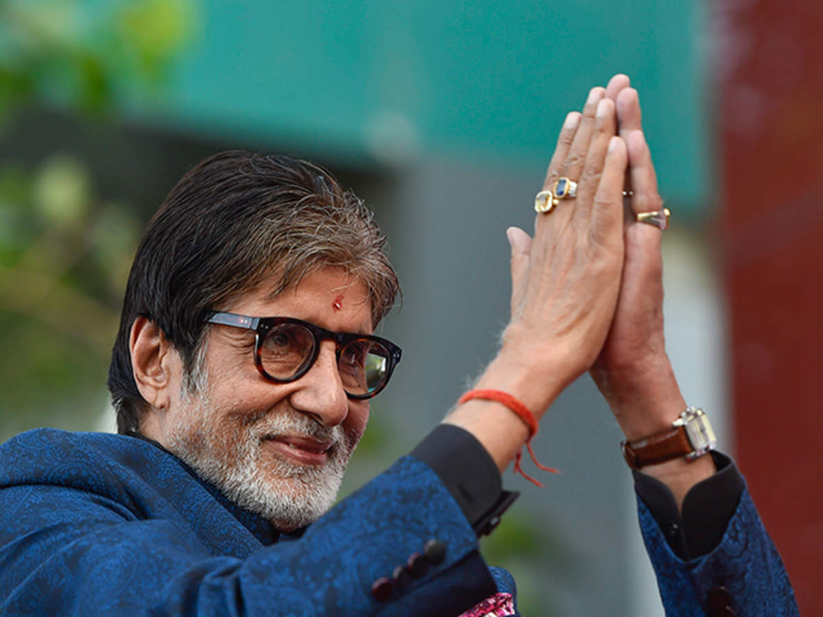 Amitabh Bachchan was paid Rs 5,000 for Saat Hindustani; Here're some interesting facts about Big B's first film on his birthday