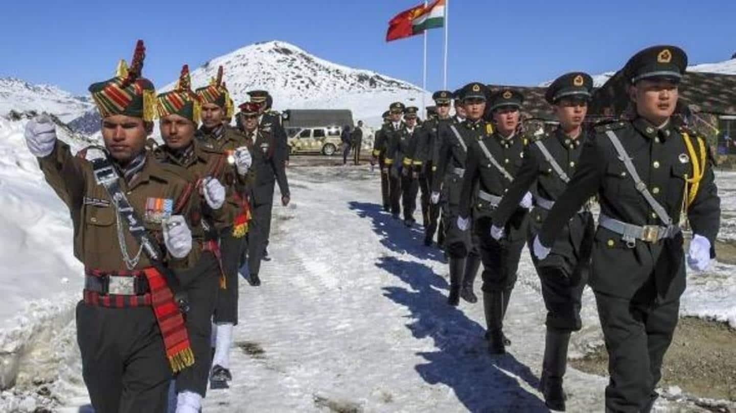 """India, China military talks end in deadlock as """"Chinese side wasn't agreeable"""""""