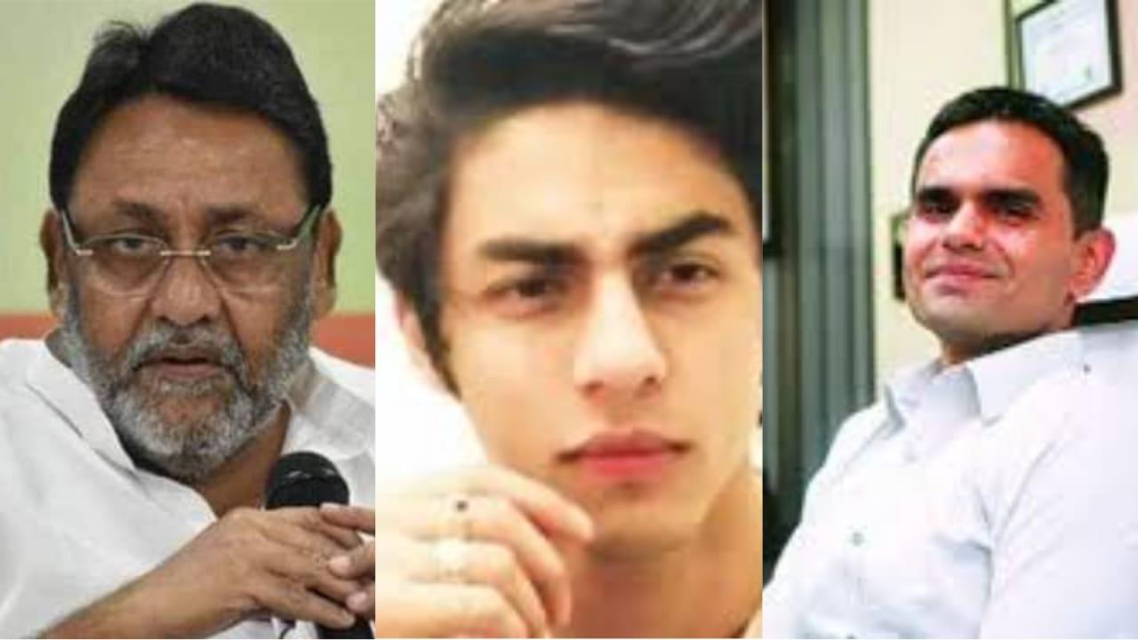 NCP vs NCB: Agency responds after NCP alleges a BJP-link to SRK's son Aryan Khan's drug case
