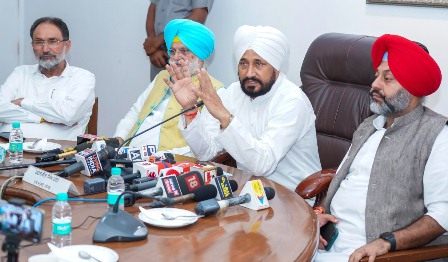 Punjab CM announces 'Mera Ghar Mere Naam' scheme to bestow proprietary rights to resident within 'Lal Lakir'