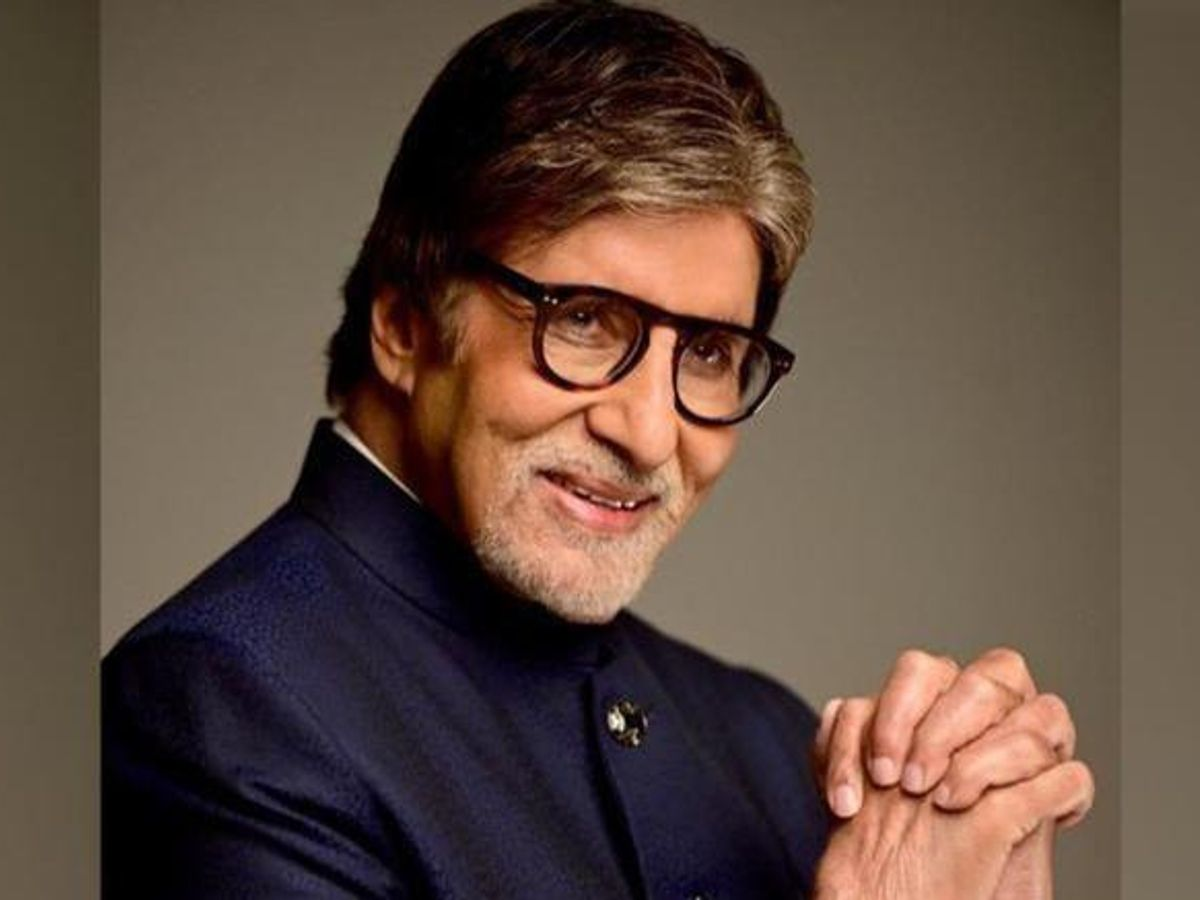 """Big B terminates contract with tobacco brand, says """"Wasn't aware it falls under surrogate advertising"""""""