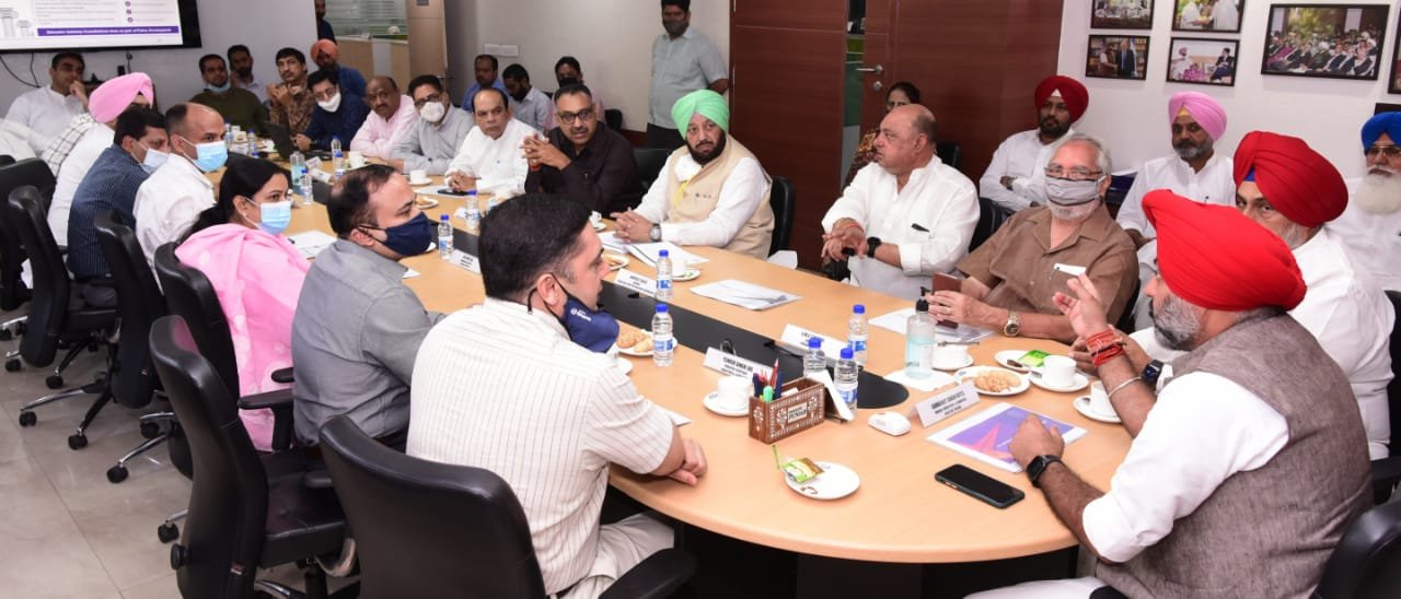 Industrial growth key to achieving Punjab's overall prosperity, Gukirat Singh exhorts business leaders to harness state's immense potential