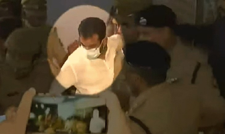 Ashish Mishra in judicial custody, cops scan CCTV footage; shows he was in car
