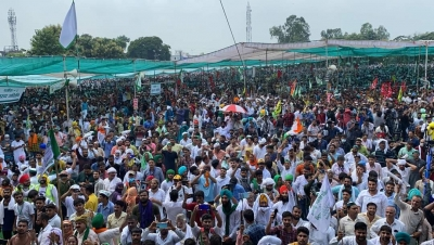 Farmers' agitation to continue after 'antim ardaas' in Kheri on Tuesday