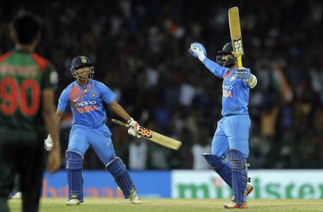 India's NFT sports features Dinesh Karthik's iconic 2018 NIDAHAS TROPHY last ball six