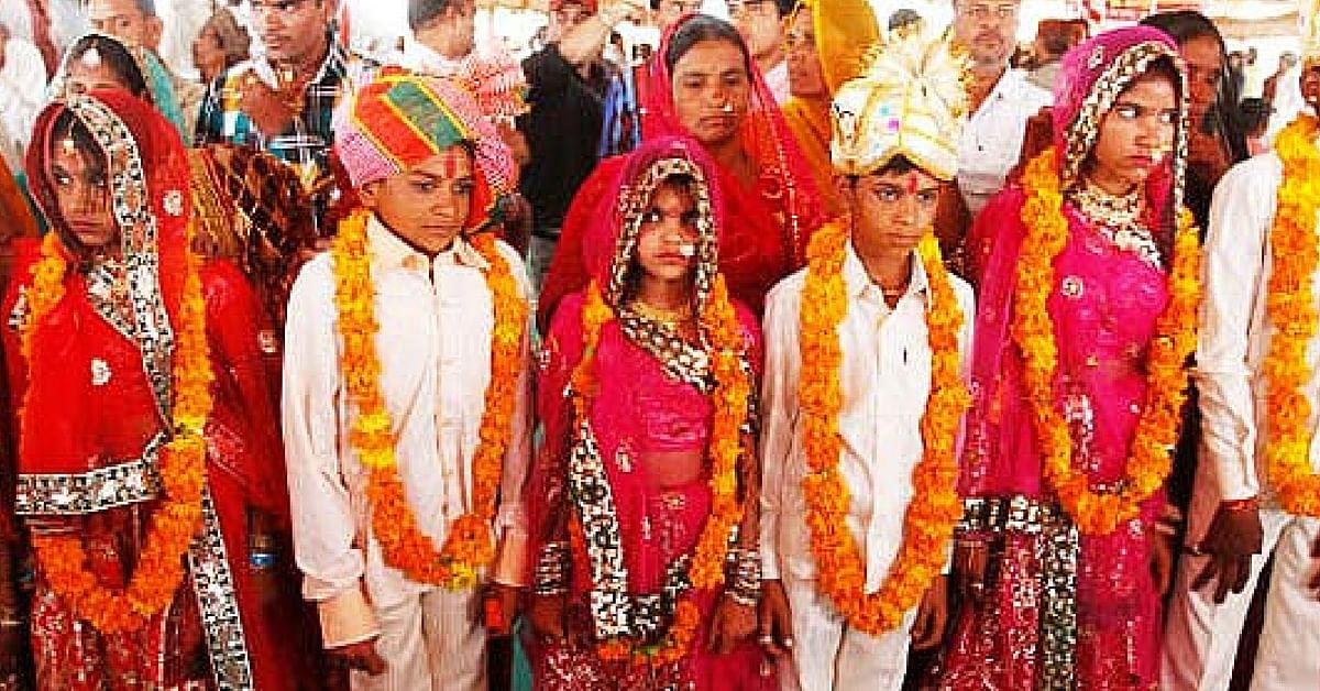 Rajasthan govt's pulls back child marriages law over backlash
