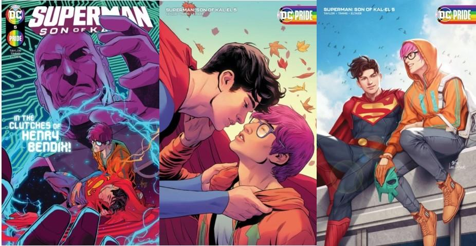 DC Comics' new Superman, Jon Kent, comes out to be Bisexual