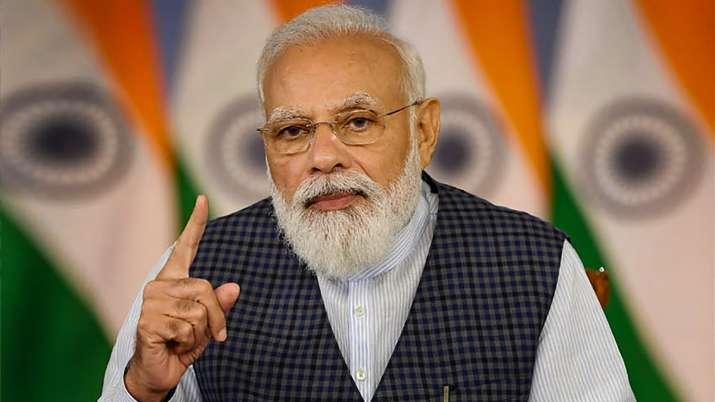 """Selective interpretation"" of human rights violations dents country's image, Modi at NHRC event"