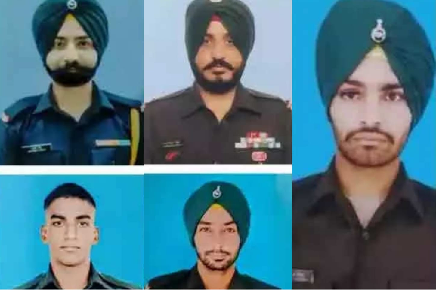 Inconsolable families of five Army personnel martyred in J&K's Poonch district