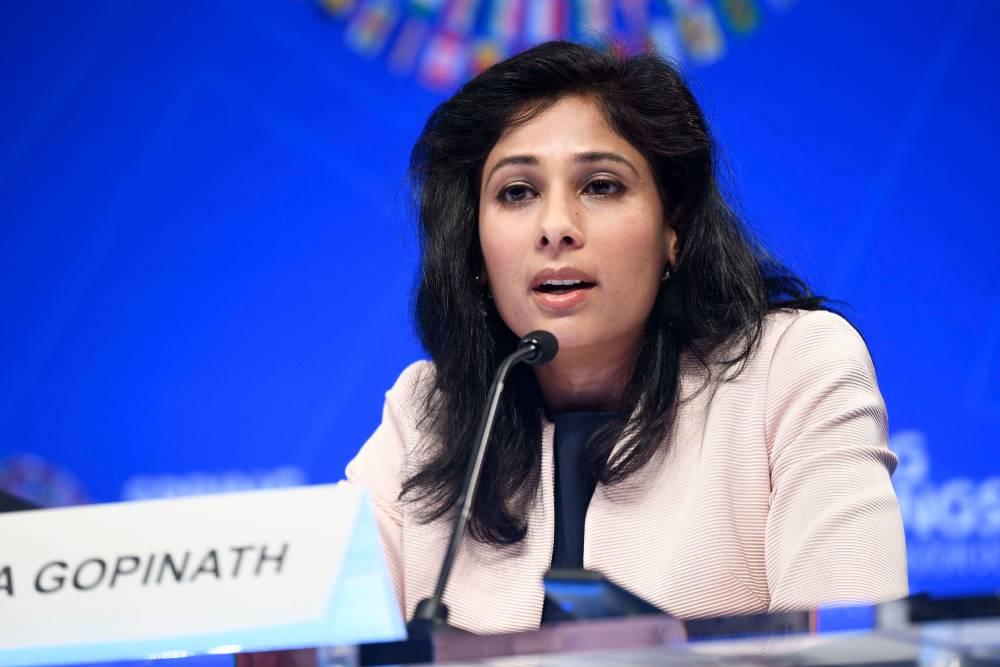 IMF Economist Gita Gopinath says a good vaccination rate is helping India's economy