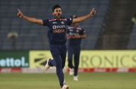 Shardul Thakur replaces Axar Patel in India's World Cup squad