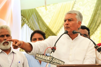 'Be careful what you ask for': Sunil Jakhar to CM Channi over centre's power stretch through BSF