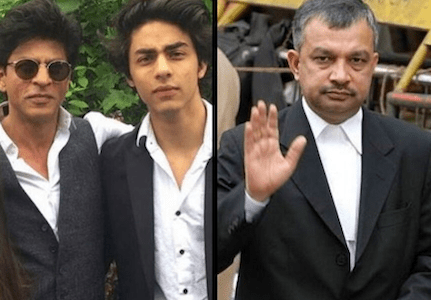 Satish Maneshinde on Aryan Khan in Court: 'Wasn't Even On Cruise, Nothing Found On Him'