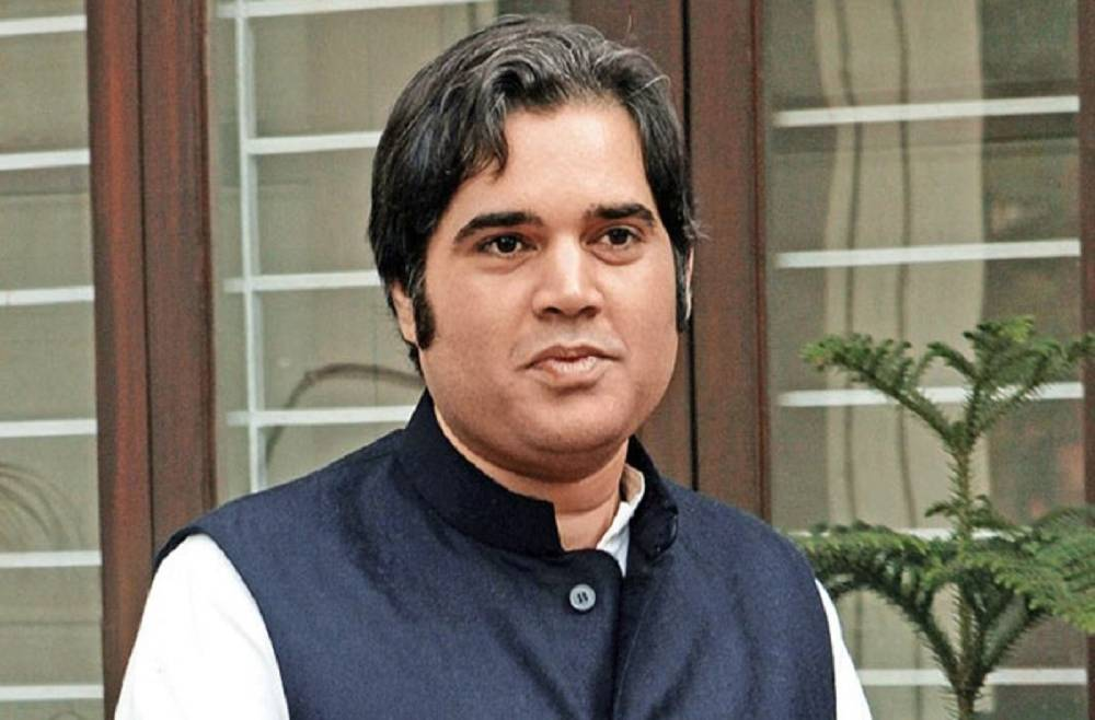 After exclusion, BJP's Varun Gandhi shares video of Vajpayee's speech in farmers favour