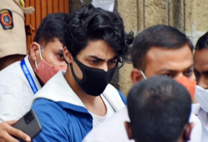 Twist in Aryan Khan case