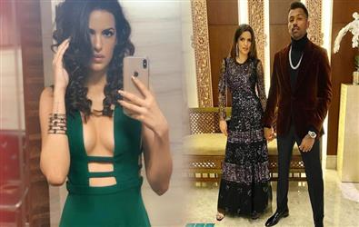 It's official: Hardik Pandya makes his relationship with Natasa Stankovic official on new years' eve
