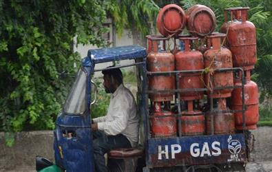 Non-subsidised cooking gas LPG price hiked by Rs 19. Jet fuel also faces 2.6% hike