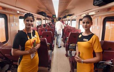 Niti Aayog pitches for private trains: 15-minute head start, max speed of 160kmph, own guard, crew