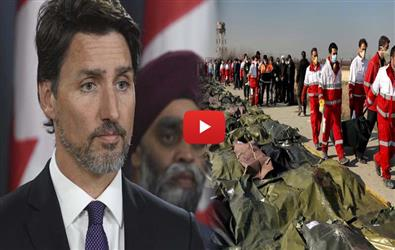 Video: Canadian PM Justin Trudeau Accuses Iran Of Downing Ukrainian jet