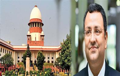 Cyrus Mistry to remain Tata Sons executive chairman, SC stays NCLAT's order