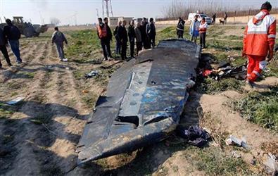 Iran arrests people for involvement in Ukrainian plane crash that killed 176
