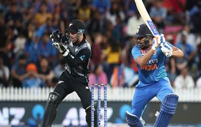 India defeats NZ in super over and clinches first-ever series win in New Zealand