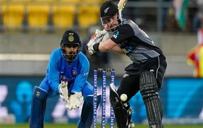 NZ chokes yet again as India defeats hosts in super over thriller