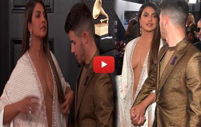 Grammy 2020: Priyanka Chopra reveals how she avoided wardrobe malfunction