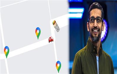 Google Maps turns 15, Sundar Pichai celebrates with a 'Burrito Map'