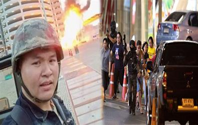 Thailand: Soldier who killed 26 in shooting rampage, shot dead