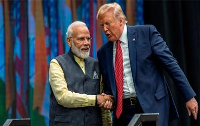 Trump eagerly waits for his India visit, believes millions of people will gather to welcome him