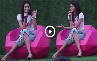 Ananya Pandey once again speaks on Nepotism, Trolling and her Fake Education Controversy