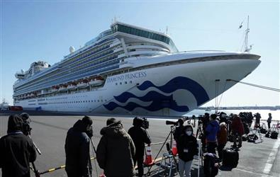US to evacuate its citizens from quarantined cruise ship in Japan