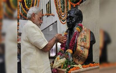 PM Modi to unveil 63-feet-tall statue of Pandit Deen Dayal in Varanasi on Sunday
