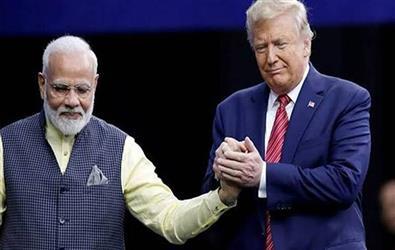 Shiv Sena slams preparations of Trump's visit to India, calls it 'slave mentality' as PM Modi is trying to hide garibi