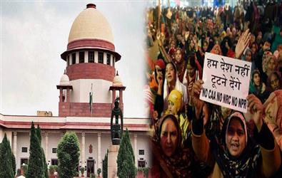 SC to Shaheen Bagh protesters: Protest but do not block roads